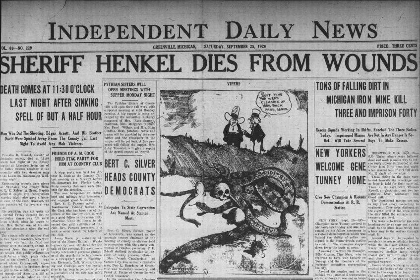 loc 0924 Henkel death paper