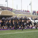 For the first time since 1924, Greenville and Belding won't meet on the football field. To open the 2017 football season, the Yellow Jackets will be one of six teams participating in the third annual Gridiron Classic at Grand Valley State University's Lubbers Field Aug. 26. Greenville will face North Farmington at 7:30 p.m. (File photo)