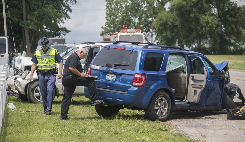 UPDATE: Greenville man killed in two-car, head-on collision