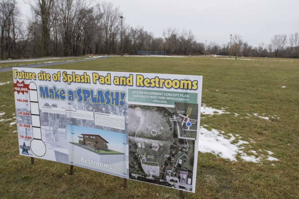 Carson City Receives Grant Approval For Splash Pad