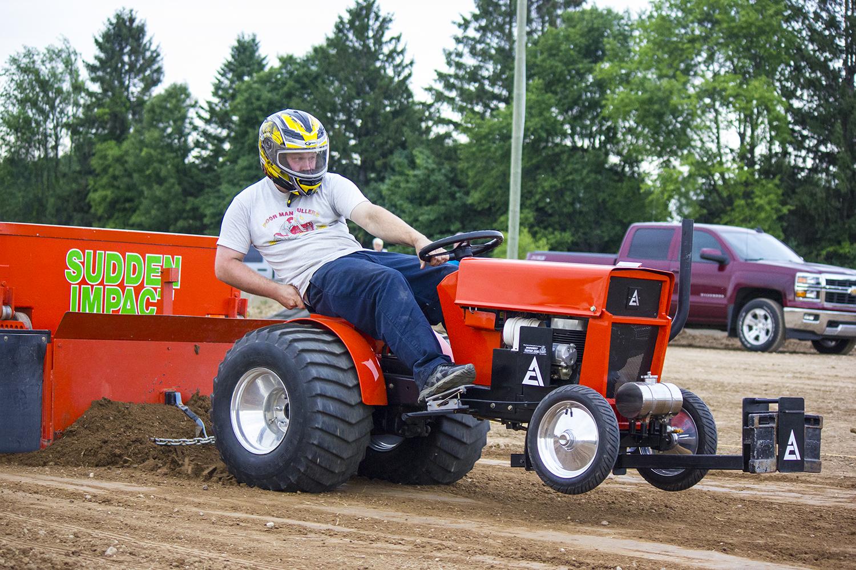 Montcalm County 4-H Fair Tractor Pulls