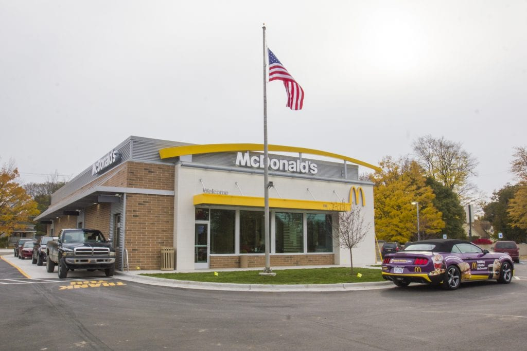 Northside Mcdonald S Re Opens With New Modern Facility