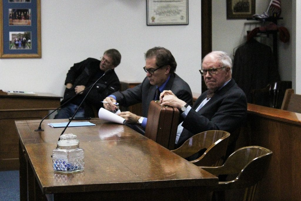 Montcalm County BOC approves retaining CPA firm as expert witness at auditor trial