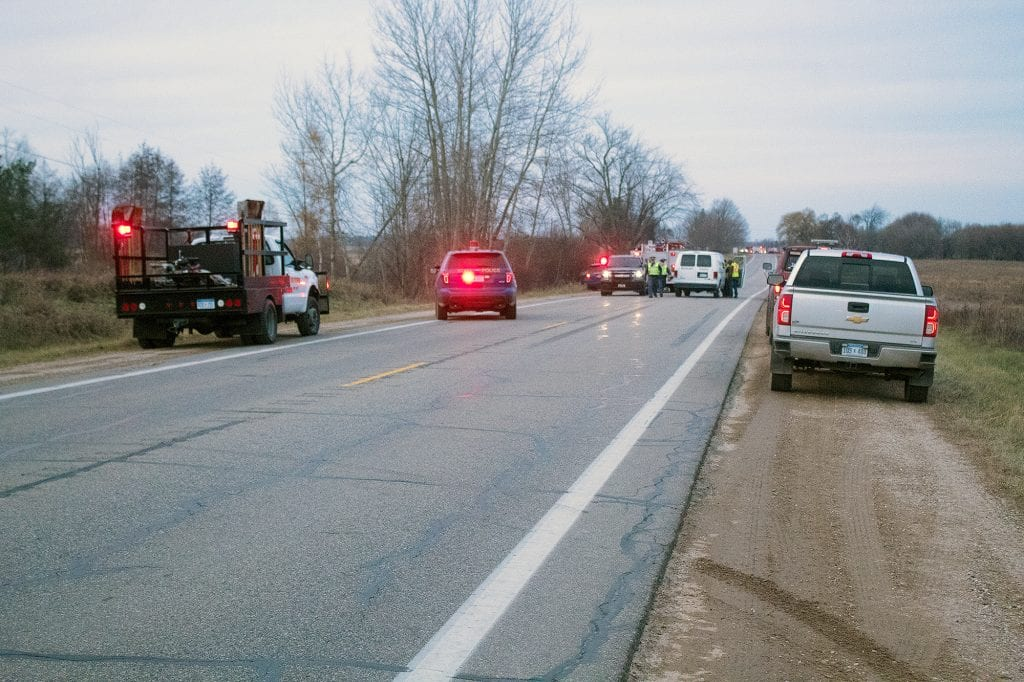 21-year-old killed in head-on collision near Six Lakes