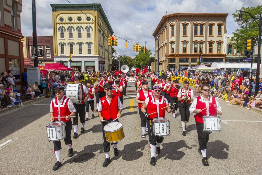 Greenville Mi Christmas Parade 2020 Organizers remain hopeful for 'scaled down' Danish Festival
